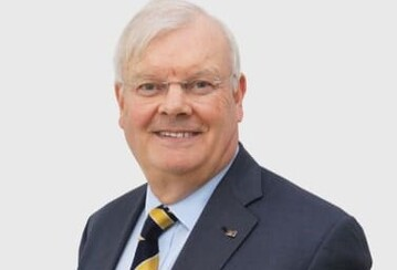 Tributes: Marshall  Motor Holdings chairman Professor Richard Parry-Jones CBE