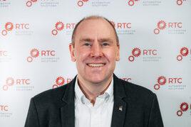 RTC Automotive chief operating officer Richard Robinson