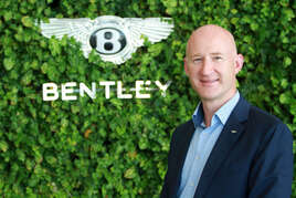 Bentley Motors regional director for UK, Middle East, Africa and India, Richard Leopold