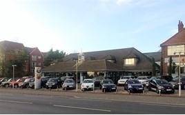Richmond Motor Group's new dealership location on Havant Road, Drayton