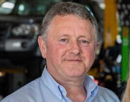 Independent Garage Association (IGA) chairman, Rob Collison