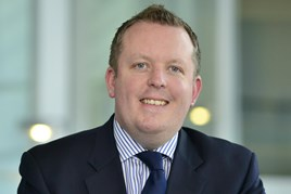 Rob East, Mercedes-Benz UK head of fleet, Passenger Cars