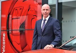 Rob Schofield, Pentagon Group's brand director for Vauxhall and Kia