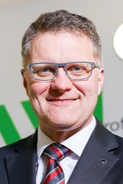 Vertu Motors chief executive, Robert Forrester
