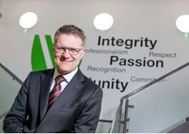 Robert Forrester, Vertu Motors chief executive