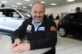 Robin Luscombe, Luscombe Motors
