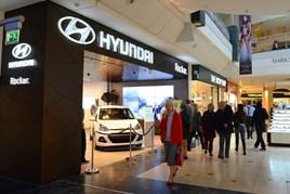 Hyundai Rockar store front