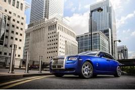 HR Owen Chauffeur Drive Rolls-Royce Ghost