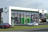 RRG Group's revamped Skoda Rochdale dealership