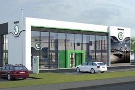 RRG Group's revamped Skoda Rochdale dealership
