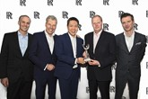 Awards win: HR Owen's Rolls-Royce Motor Cars London named Global Dealer of the Year