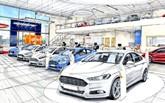 Artist's impression: Sandicliffe Motor Holdings' Nottingham FordStore