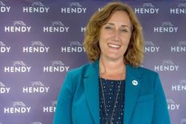 Sarah Martyn, HR director Hendy
