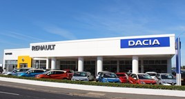 Saville's had added a Renault and Dacia franchise to its Kidderminster site in 2015