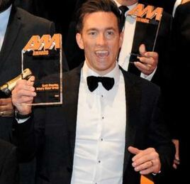 AM Awards 2021 General Manager of the Year award-winner Scott Stenning, of Arbury Group