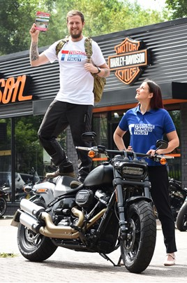 Scott Williams Jennings Harley Davidson
