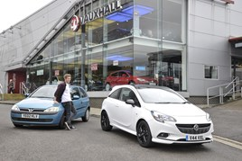 Vauxhall scrappage