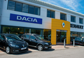 Griffin Mill Garages opens Renault and Dacia dealership