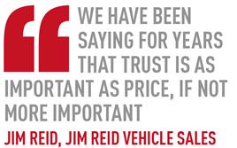 Market insight quote Jim Reid