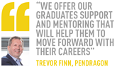 Trevor Finn Pendragon on university graduates