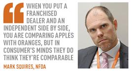 Mark Squires, NFDA