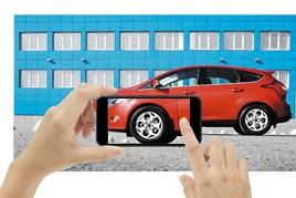 car dealer video