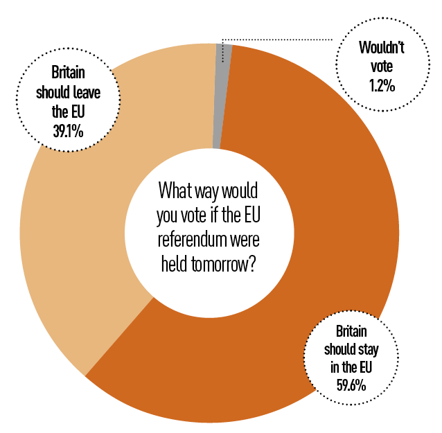 AM Brexit survey 2019 - voter intention