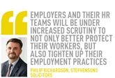 Philip Richardson, Stephensons Solicitors