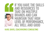 karl davis, coachworks consulting