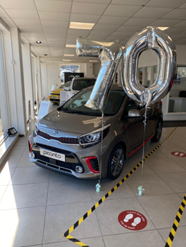 Premier Automotive Kia in Greater Manchester