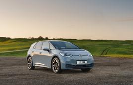 Volkswagen ID.3 electric vehicle (EV)