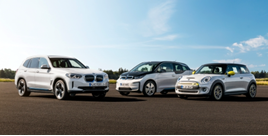 BMW Group's lectric vehicle (EV) models