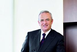 Martin Winterkorn, former CEO Volkswagen