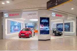 Group 1 Automotive's Seat Store at Lakeside
