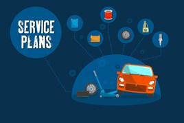 Service plans graphic