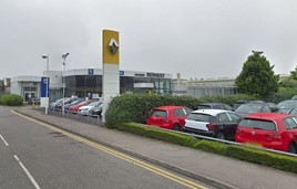 Seward Group Dacia and Renault, Portsmouth