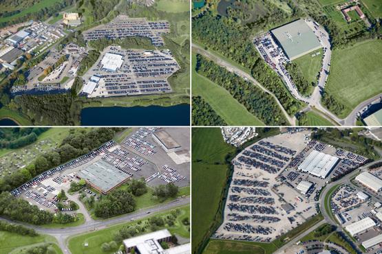 Smart Fleet Solutions (SFS) has refurbishment facilities across 110 acres in Nottinghamshire, Staffordshire, Wiltshire and Scotland