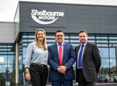 Shelbourne Motors opens new £5m multi-franchise complex in Newry