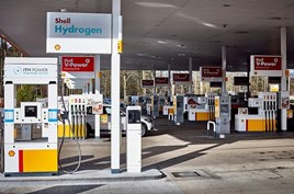 Shell ITM Power hydrogen filling station