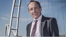 Simon Bailes, chief executive of Simon Bailes Peugeot