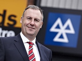 Simon Benson, director at AA Vehicle Inspections