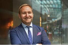 Simon Hathaway, managing director EMEA, Outform