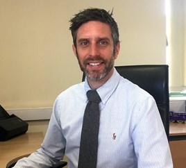 Simon Joyce, managing director, Anchor Vans