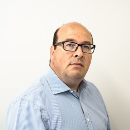 Autotech Recruit concepts manager, Simon King