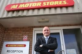 Simon Salloway, A1 Motor Stores