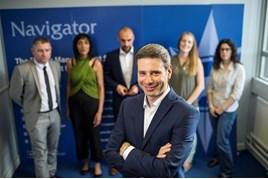 Managing director DMS Navigator Simon Verona