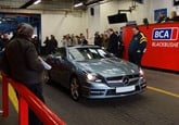 Prestige sales at BCA auctions