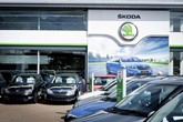 Awards recognition: Skoda retail network