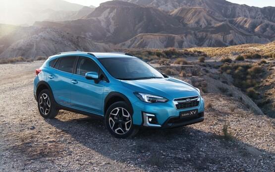 Subaru's facelifted XV crossover