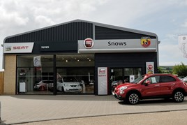 Snows Fiat, Isle of Wight